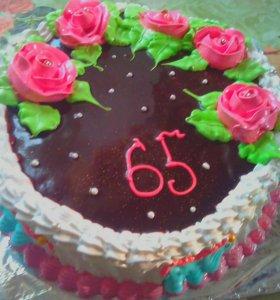 Домашний ,белковый торт!на любой праздник и юбилей