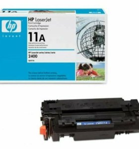 Картридж HP Q6511A (новый) оригинал