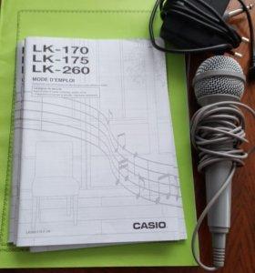 Продаю синтезатор Casio LK- 260