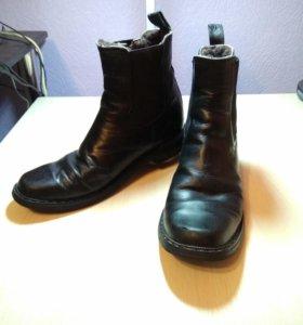 Зимние ботинки для верховой езды