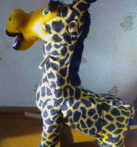 Жираф-качалка.