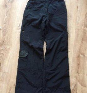 Женские утеплённые брюки