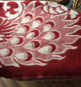 Шерстяное верблюжье одеяло