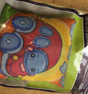 Подушка до вышивания panna новый набор