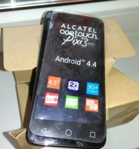 Alcatel one touch pixi 3 в ремонт