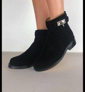 Givenchy ботинки