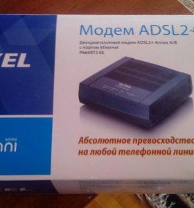 Модем ADSL2+Annex A/B