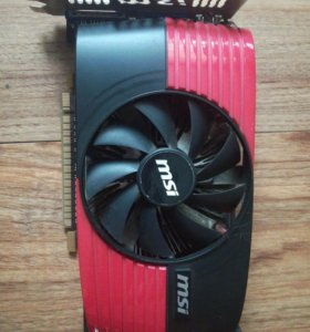 MSI PCI-Ex GeForce GTS 450 1024MB GDDR5 (128bit)