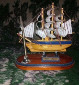 Кораблик для фоток