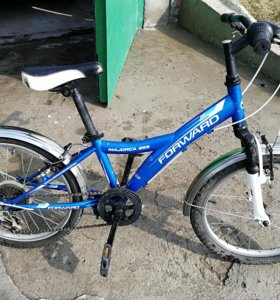Велосипед 6-скоростной