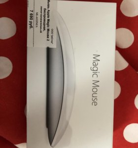 Magic Mouse мышка Apple