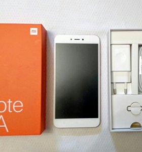 Xiaomi Redmi Note 5A Розовый 16Gb