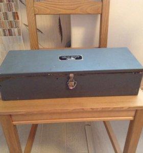Деревянный ящик из под ремонтного зип