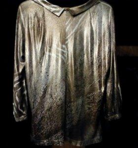 Блузка НОВАЯ!! 50 размер