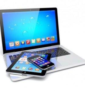 Ремонт телефонов и планшетов