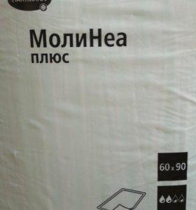 Пеленки 60x90 25 шт.уп