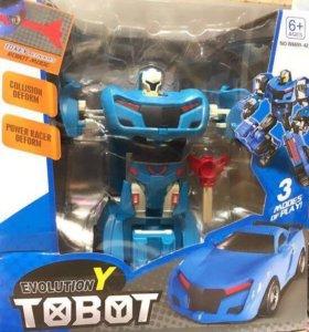 Детская игрушка трансформер