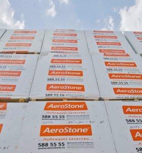 Газобетонные блоки Аэростоун (Aerostone)