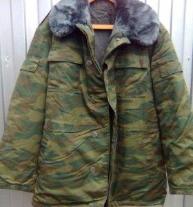 Зимний комплект одежды военнослужащего