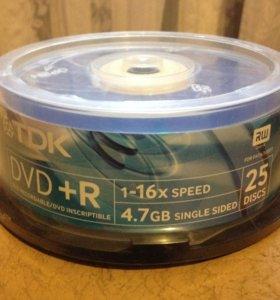 чистые (новые) диски