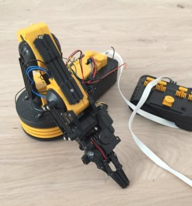 R obotic Arm Kit - Gadgets Review Geek