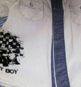 Рубашка в дет.сад