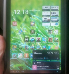Acer iconia tad a501