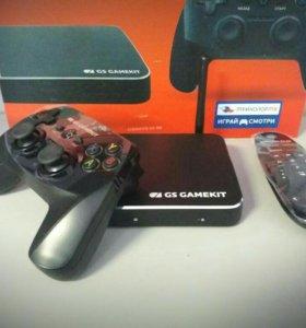GS Gamekit игровая приставка!