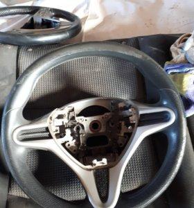 Руль хонда цивик