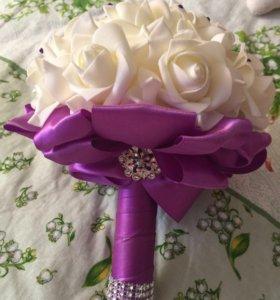 Букет невесты , декоративный