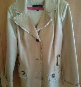 Куртка из натуральной кожи 44р.
