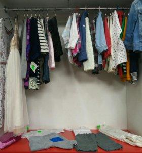 Разгружаем гардероб