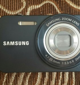 Фотоаппарат Samsung st90. 14 мегапикселей.
