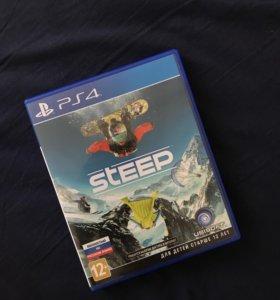 "Игра ""Steep"" для PS4"