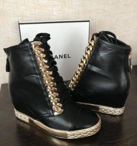 Сапоги ботинки полуботинки