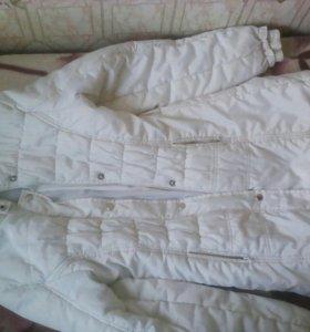 Пальто .демисезонное