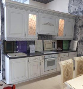 Кухня Сильвия Платинум на заказ