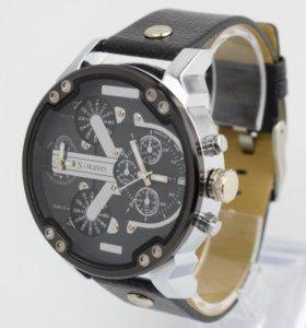 Мужские часы в стиле Diesel