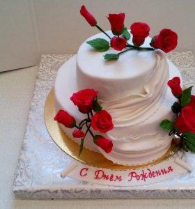 Домашние торт на заказ