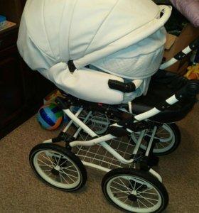 Детская коляска Esperanza Classic Le Straz+автокре