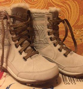 Ботинки зимние для девочки