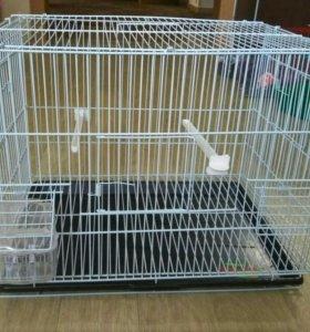 Клетка новая для птиц