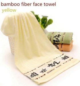 Бамбуковое полотенце, 34*75