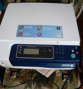 Копир, принтер, сканер (лазерный)