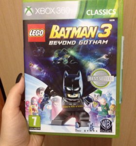 Игра на Xbox 360 «Batman»