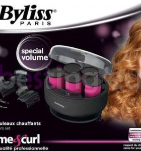 Электробигуди Babyliss perfect curl 40 mm
