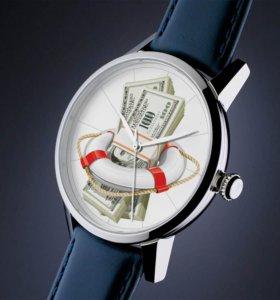 Изготовлю часы на заказ.