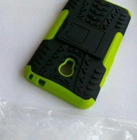 Бампер на Alcatel Pixi 4