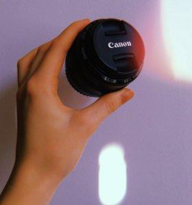 Объектив Canon 28 mm f2.8