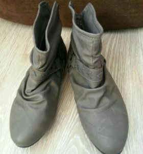 Ботиночки женские, размер 38, новые
